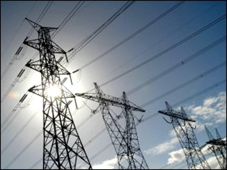 بجلی کا شارٹ فال 6800 میگاواٹ ہو گیا