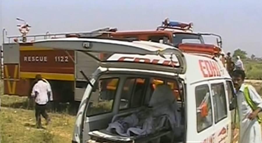 حافظ آباد میں آتشبازی کی فیکٹری میں دھماکہ،6افراد ہلاک