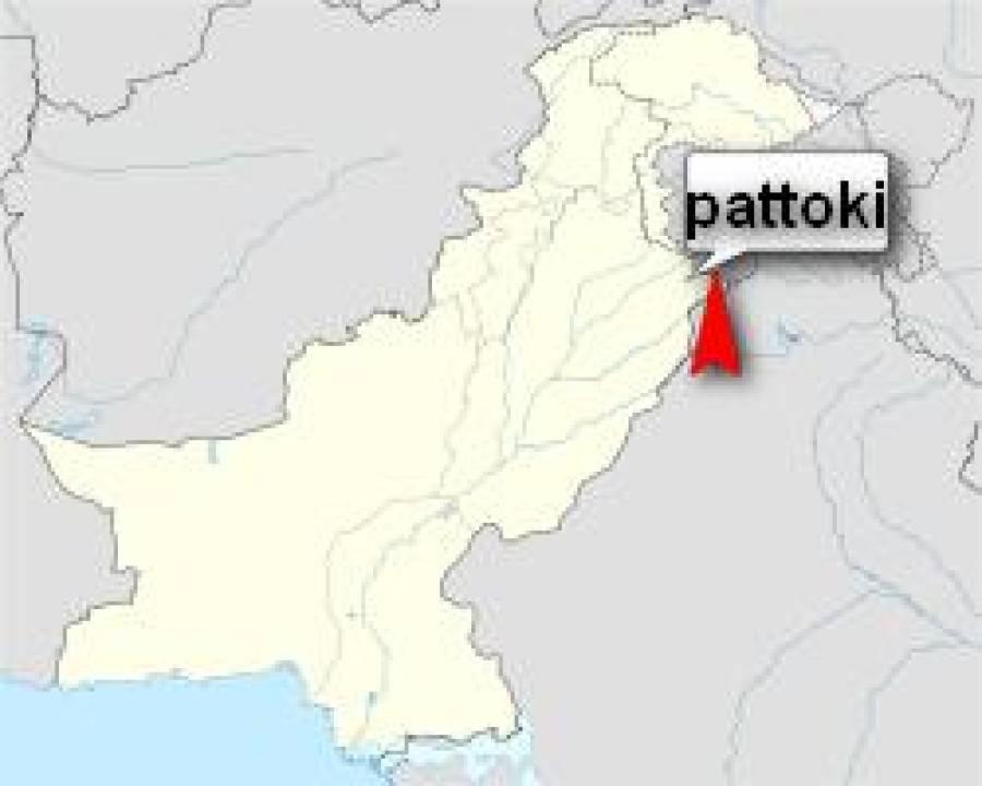 پتو کی : زمین کے تنازع پر فائرنگ 8افراد زخمی