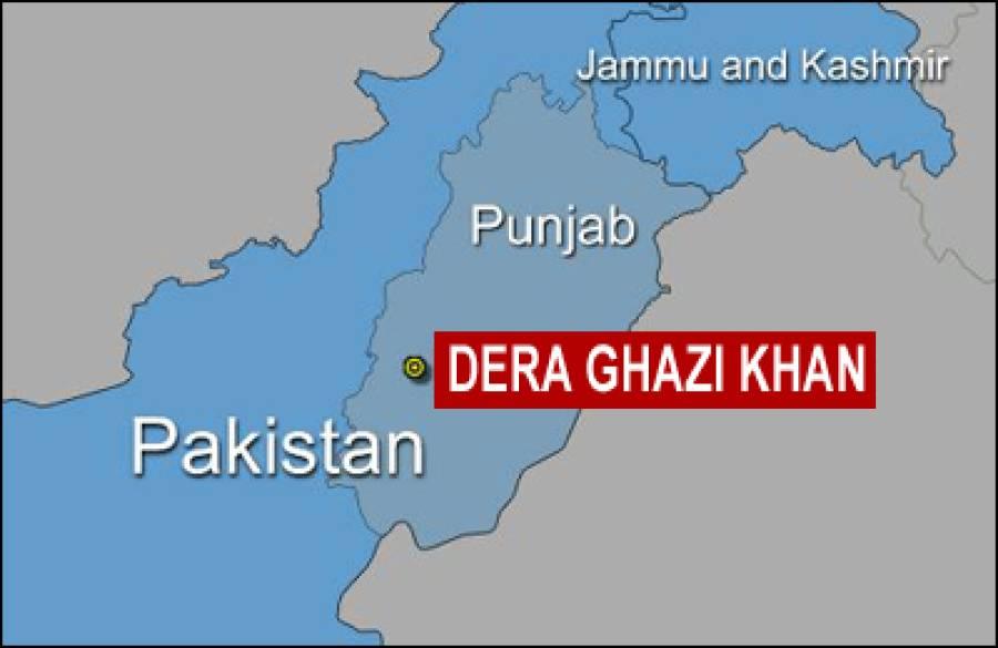 ڈیرہ غازی خان میں بچے کو گٹر سے نکالتے ہوئے دو افراد جاں بحق