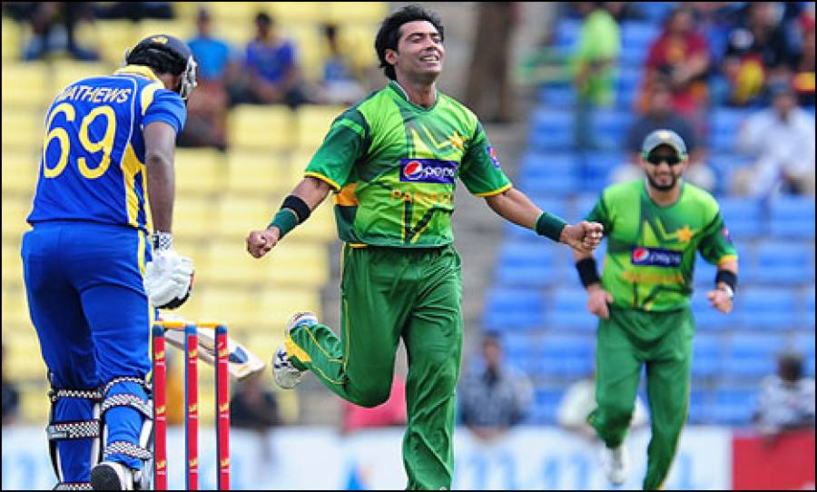 پہلا ون ڈے :پاکستان نے سری لنکا کو 6وکٹو ں سے شکست دیدی