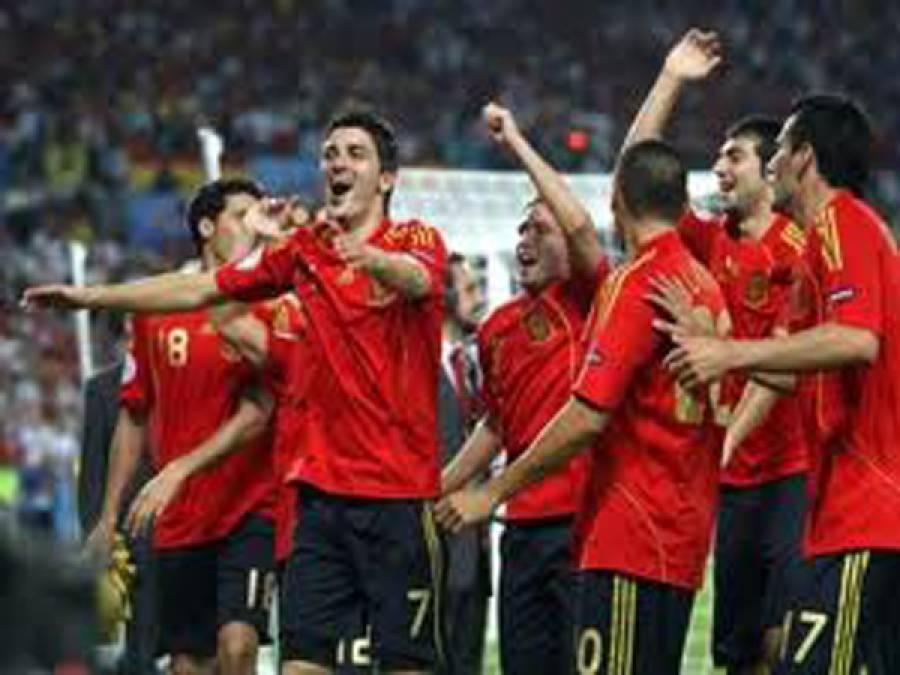 یورو فٹ بال کپ: پرتگال کو شکست ،سپین فائنل میں پہنچ گیا