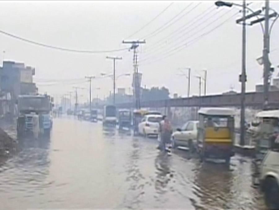 ملک کے بیشتر حصوں میں بارش اور تیز ہواﺅں کا امکان