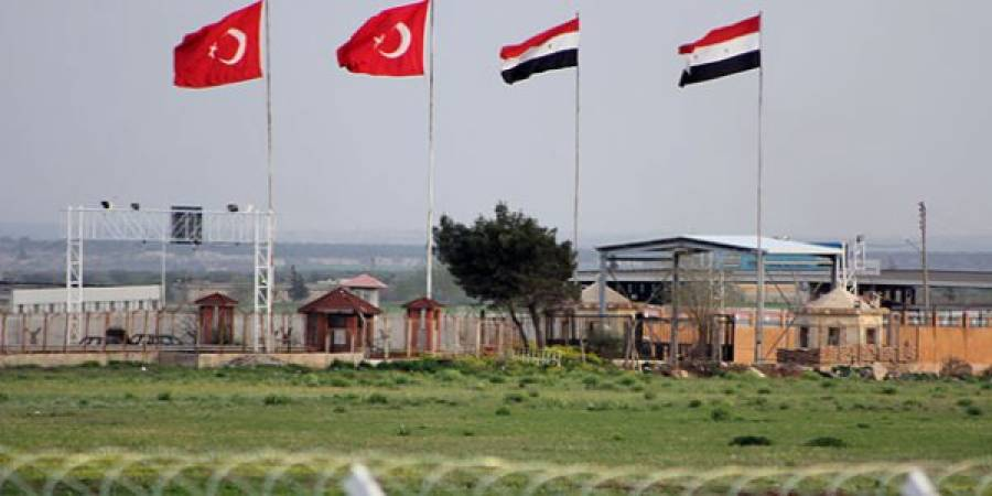 ترکی نے سرحد پر اینٹی ایئر کرافٹ گنیں نصب کردیں
