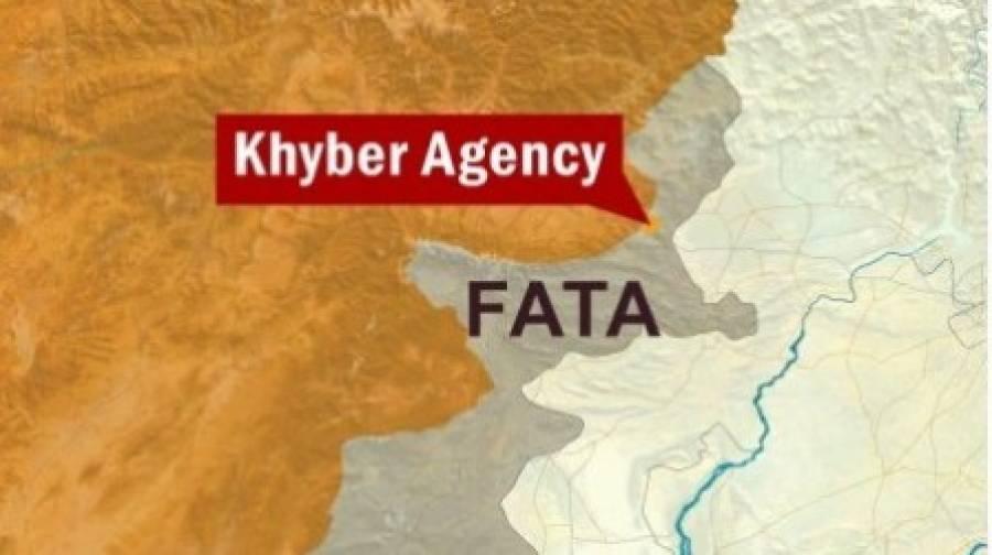 خیبر ایجنسی میں سیکیورٹی فورسز کی گاڑی پر حملہ سات اہلکار شہید، چار زخمی