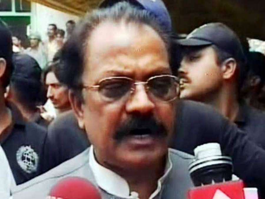 عمران خان حواس کھو بیٹھے ہیں :رانا ثنا اللہ