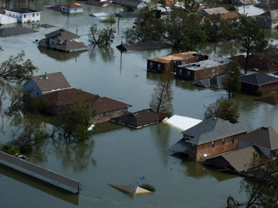 اسلام آبادانتظامیہ نے چھ کچی آبادیوں کو سیلاب کیلئے حساس قراردیدیا