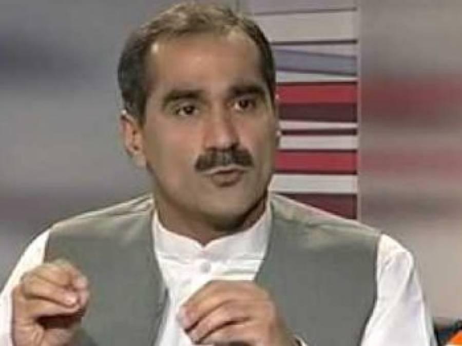 پیپلز پارٹی کے مخالفین اکٹھے ہوجائیں ورنہ پھر زرداری حکومت بنے گی :سعد رفیق کی پکار