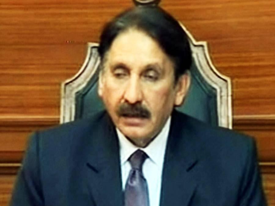 سیکرٹری دفاع اور وزیراعظم کا پرنسپل سیکرٹری طلب ،کوئی ادارہ کام نہیں کر رہا ،بلوچستان میں آئینی بریک ڈاﺅن ہو گیا ہے: چیف جسٹس