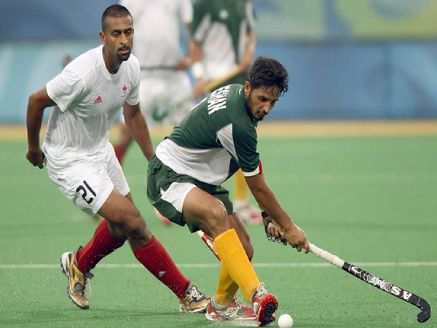 اولمپکس وارم اپ میچ ،بلجیم نے پاکستانی ہاکی ٹیم کو
