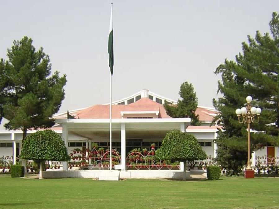 لگتا ہے بلوچستان میں انتظامیہ نے ہاتھ کھڑے کر لیے ہیں : جسٹس خلجی عارف