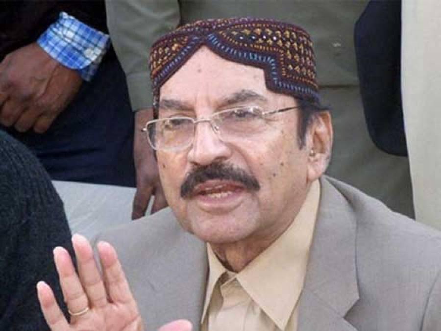 """کراچی جل رہا ہے، شاہ """" بانسری"""" بجا رہا ہے"""