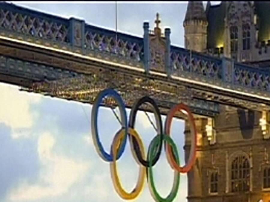 اولمپکس کیلئے سوئمنگ دستہ انگلینڈ روانہ