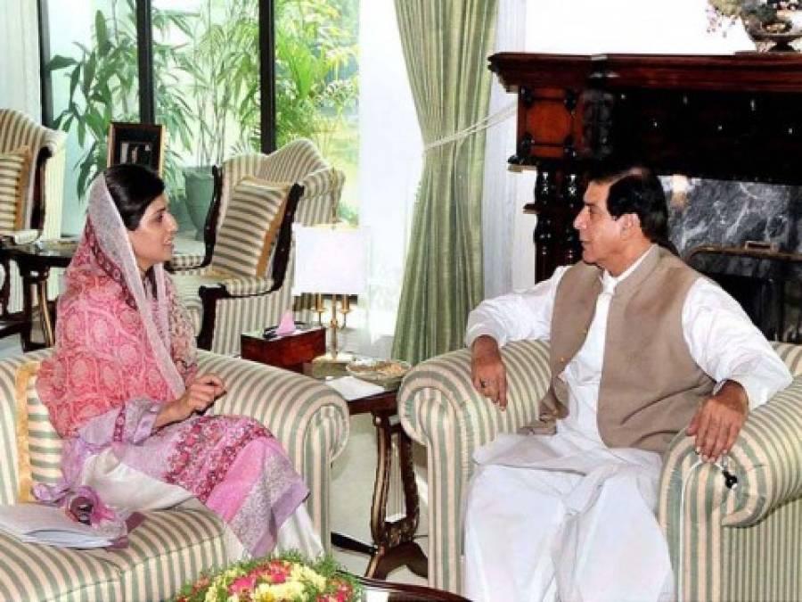 وزیراعظم اور وزیرخارجہ کا افغانستان پر تبادلہ خیال