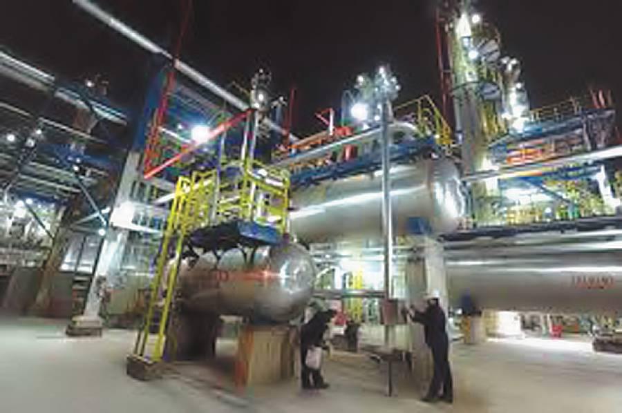 کراچی: ایک فیکٹری کا بیرونی منظر' گزشتہ مالی سال انجینئرنگ مصنوعات کی برآمدات میں 11.98 فیصد اضافہ ہوا ہے