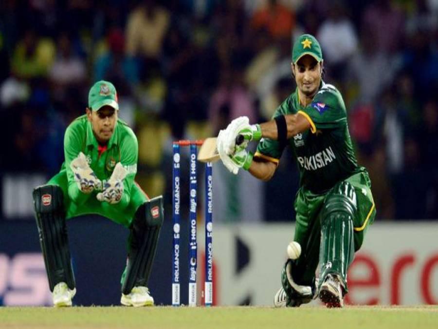 ٹی 20ورلڈ کپ : بنگلہ دیش کو شکست دیکر پاکستان سپر ایٹ میں پہنچ گیا