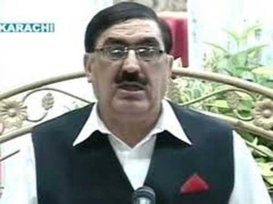 سندھ غیر سندھیوں کے حوالے کر دیا گیا: شاہی سید