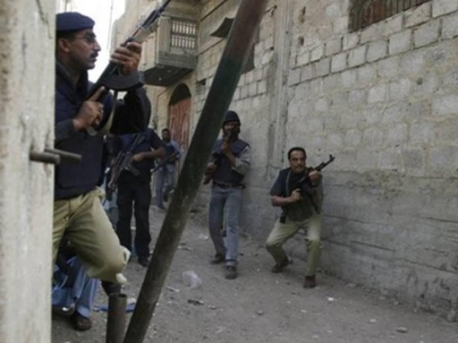 تحریک طالبان کا کمانڈر نوشہرہ سے گرفتار