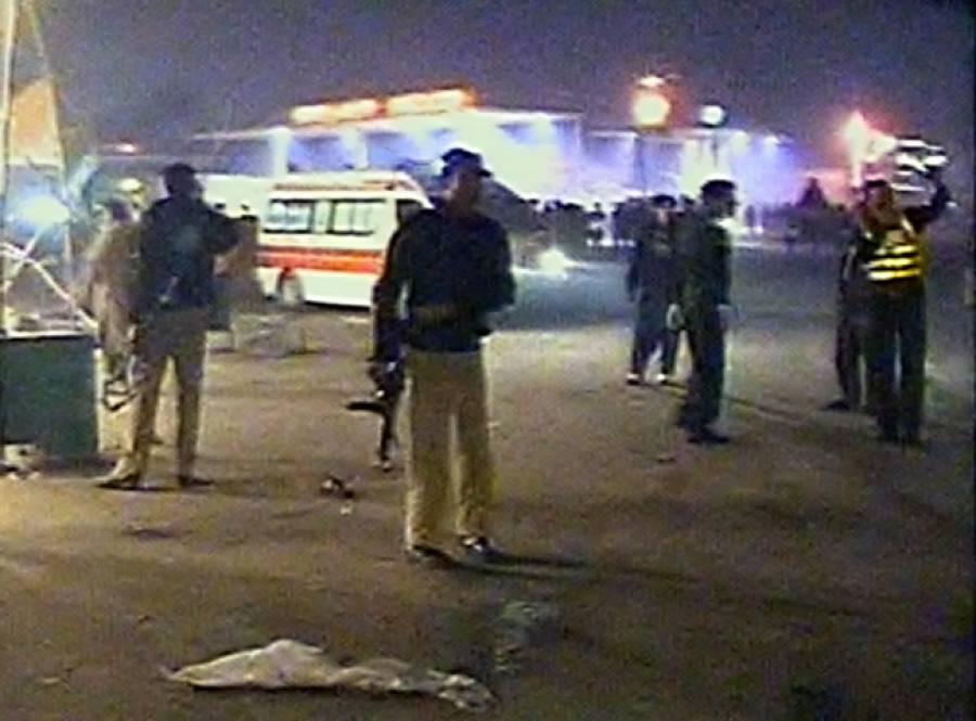 نامعلوم افراد کی فائرنگ سے چوہنگ پولیس ٹریننگ سنٹر کی حدود میں کانسٹیبل قتل