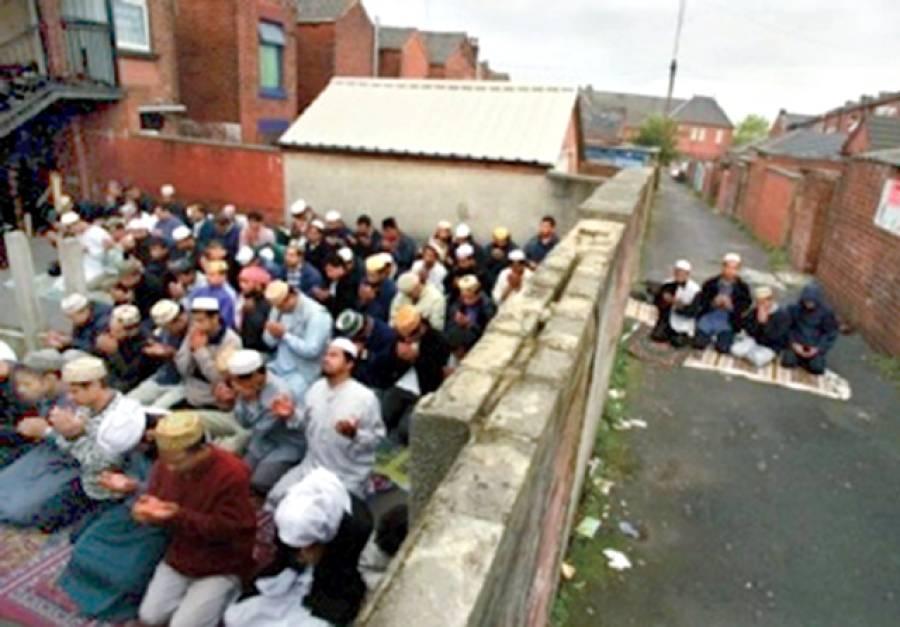 برطانیہ میں مسیحیت کو زوال، مسلمان بڑھنے لگے