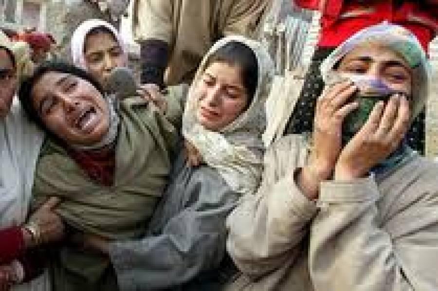 بھارتی پولیس کی فائرنگ ،پانچ مسلمان جاں بحق ،80سے زائد زخمی