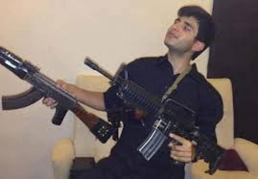 شاہ زیب قتل کیس کاملزم شاہ رخ جتوئی دبئی سے گرفتار