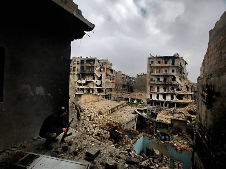 شام میں خانہ جنگی اور سردی کی وجہ سے عوام کو غذائی قلت کا سامنا، قحط کا خدشہ