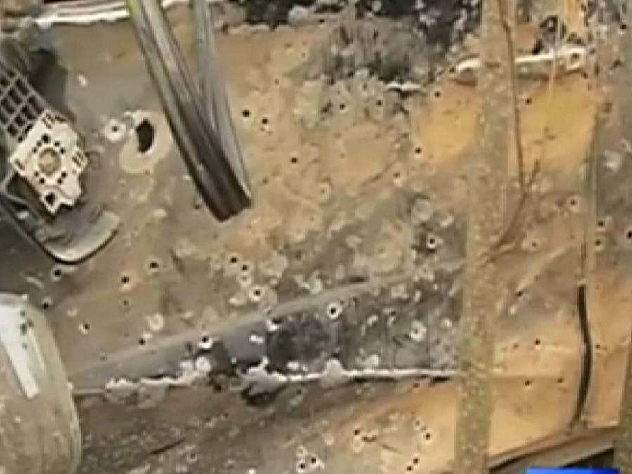 چارسدہ میں عوامی نیشنل پارٹی کے رہنماءکے قافلے کے قریب دھماکہ ، بشیر عمرزئی سمیت دس افرادزخمی