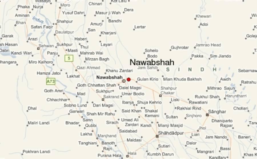نواب شاہ میں ڈکیتی مزاحمت پر فائرنگ، ایک شخص جاں بحق