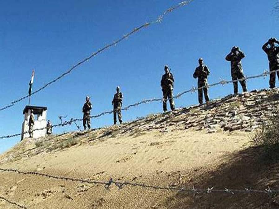 غلطی سے سرحد پار کرجانیوالا پاکستانی فوجی بھارت میں شہید