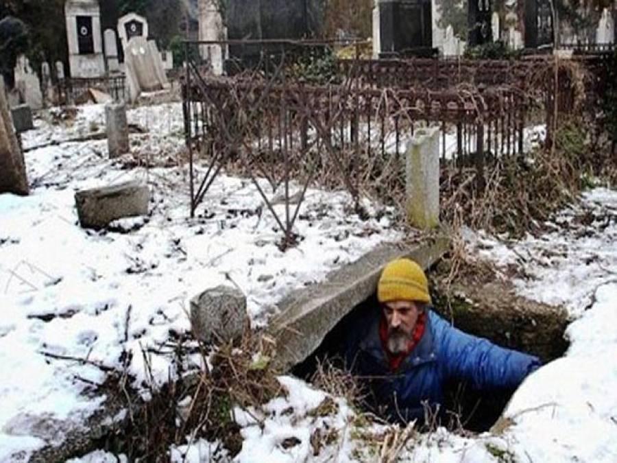 مردہ جو روز زندہ ہوتا ہے ۔۔۔