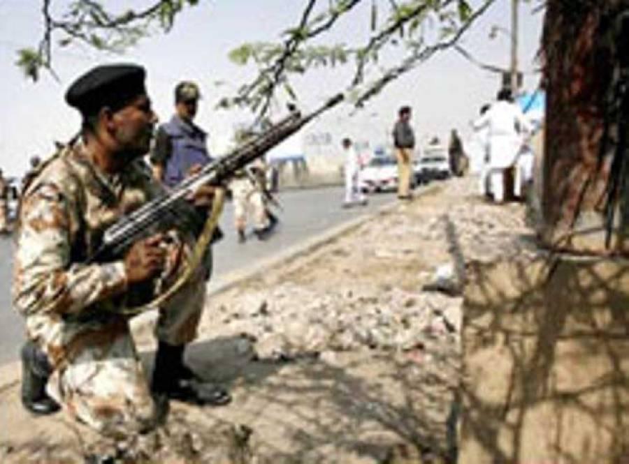 کراچی میں لانڈھی کے علاقوں میں ٹارگٹڈ آپریشن ، 25مشتبہ افراد گرفتار