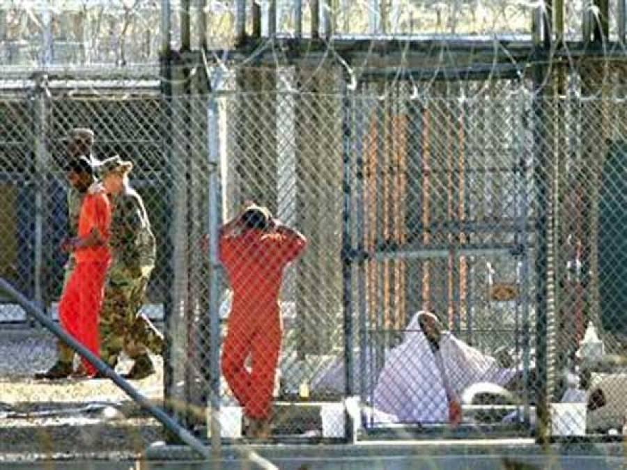 قرآن مجید کے نسخوں کی تلاشی پر گوانتانوموبے جیل کے قیدیوں کی بھوک ہڑتال
