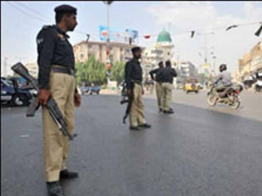 کراچی کے علاقے منگھو پیر میں پولیس مقابلہ، ایک دہشت گرد ہلاک