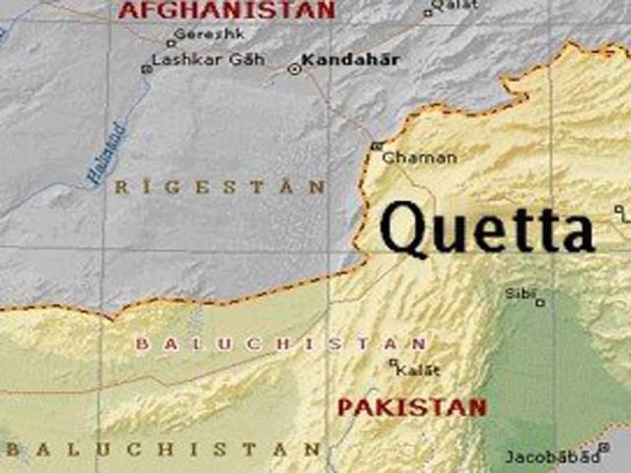 کوئٹہ ،دہشت گردی کی بڑی کارراوئی ناکام