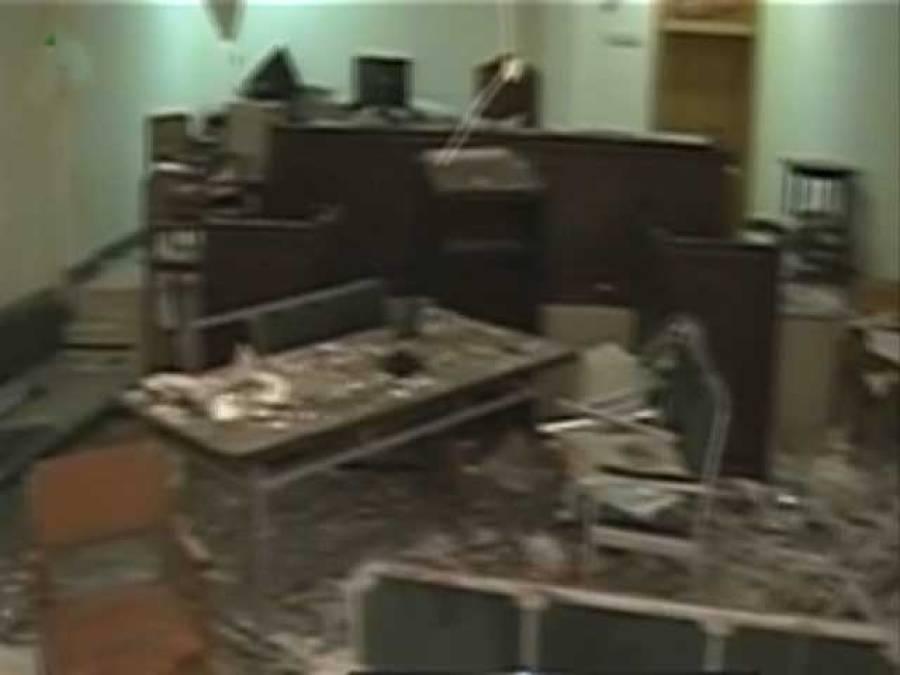 جوڈیشل کمپلیکس پشاور پر حملے کیخلاف عدالتی کارروائی کابائیکاٹ