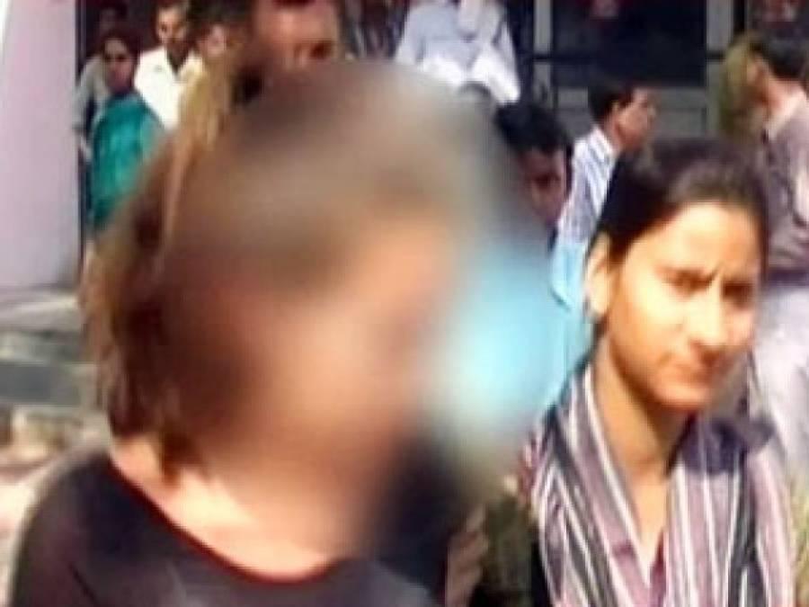 بھارت میں غیر ملکی خاتون عزت بچانے کیلئے ہوٹل کی کھڑکی سے کود گئی