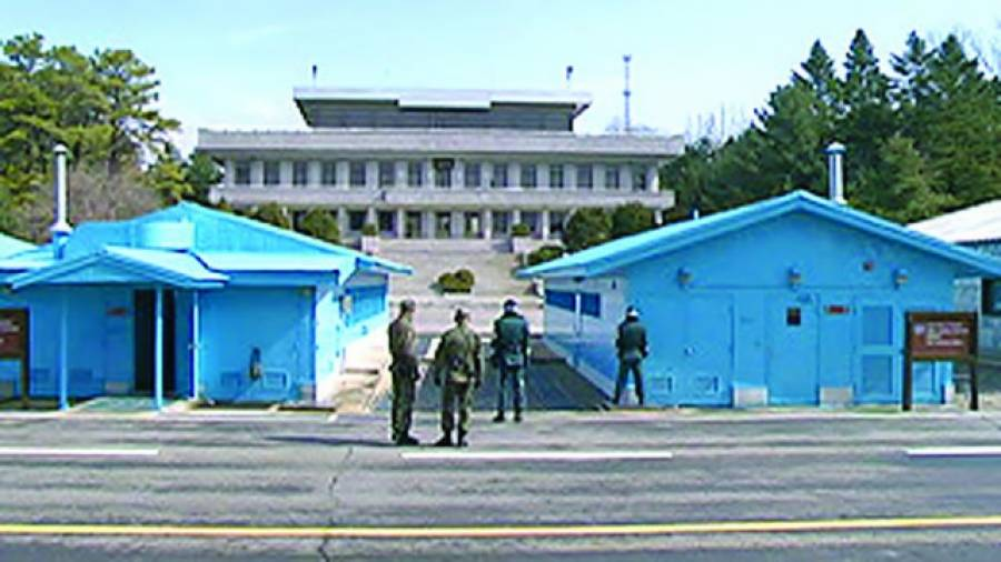 پیانگ یانگ : شمالی کوریا کی ایک پروپیگنڈہ ویب سائٹ نے جنوبی جزائر کے خلاف حملوں کے لیے خبردار کیا ہے اور رہائشیوں کو مشورہ دیا ہے کہ وہ وہاں سے چلے جائیں