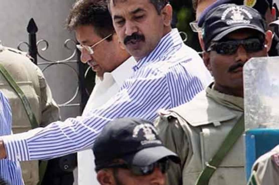 مکافاتِ عمل ، سابق فوجی صدر پرویز مشرف گرفتار ،ضمانت منسوخی پر مفروری کام نہ آئی ، گھر ہی جیل بن گیا ،غلط کار کا انجام تک پہنچنا ضروری ہے :ہائیکورٹ