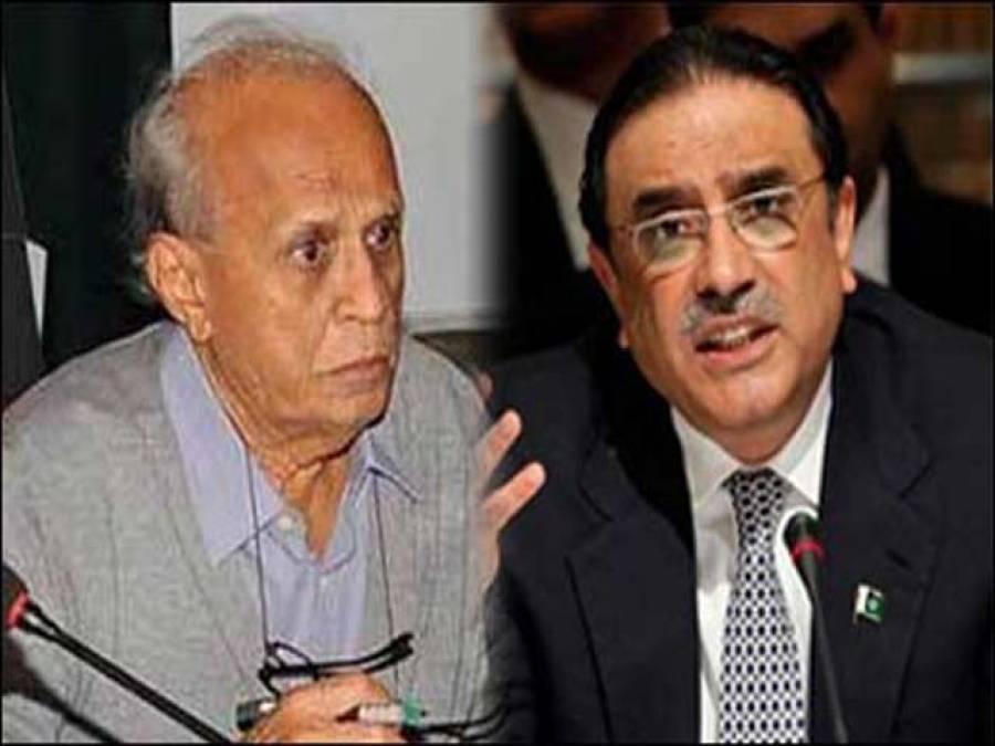 امیدواروں کی ناقص سیکیورٹی ک پر زرداری کا اظہارِ تشویش ، الیکشن کمیشن سے رابطہ