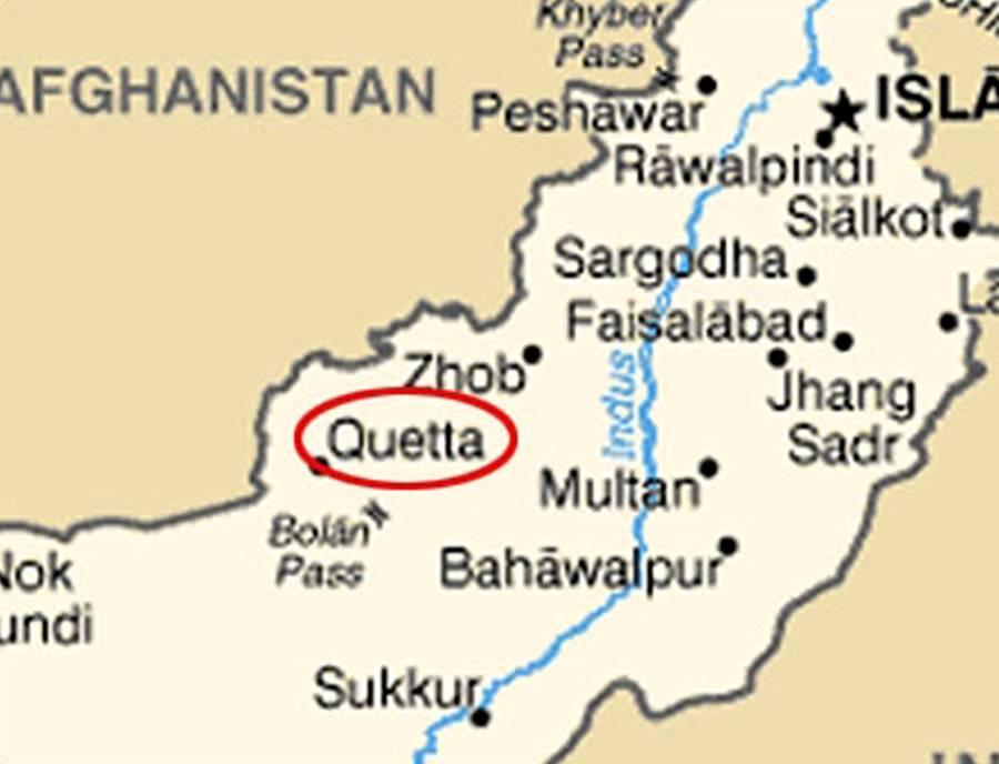 کوئٹہ میں بی این پی مینگل کے دفتر پر دستی بم حملہ