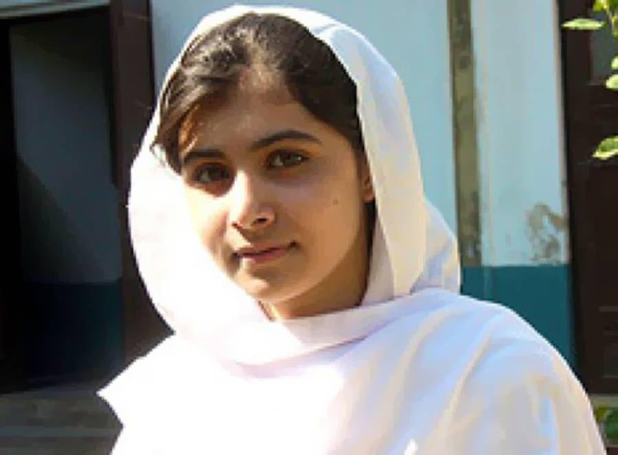 ملالہ یوسفزئی دنیا کے با اثر لوگوں میں شامل