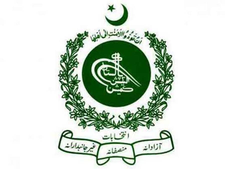 الیکشن کمیشن نے پنجاب میں قومی اور صوبائی اسمبلی کے امیدواروں کی حتمی فہرست جاری کردی