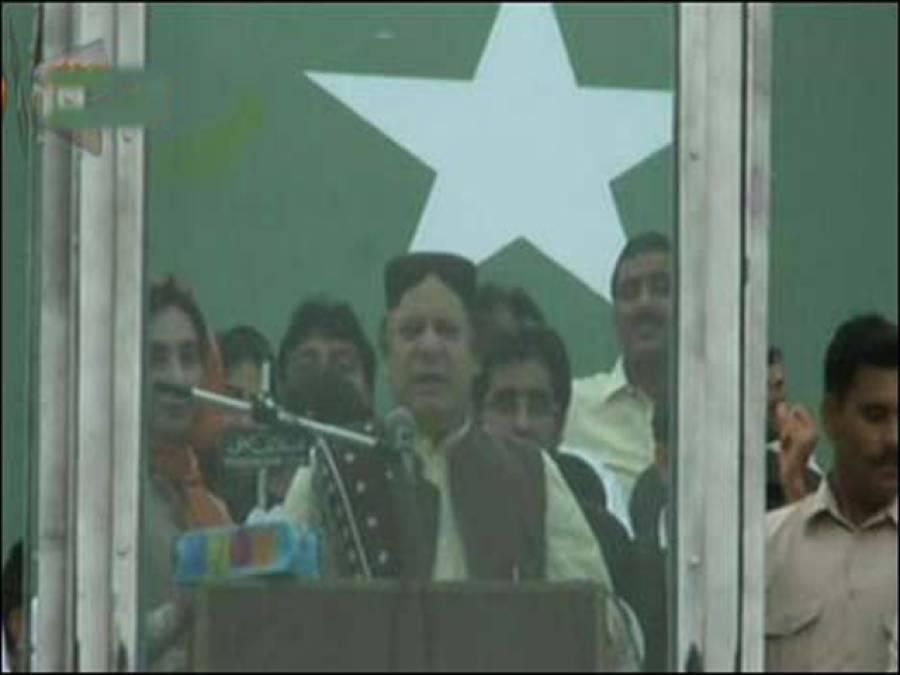 زرداری پر تنقید نہیں کی ،سندھ کو 'جنت ' بنا دیں گے: نوازشریف