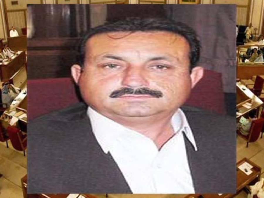 سابق وزیرجیل خانہ جات بلوچستان سلطان ترین بازیاب