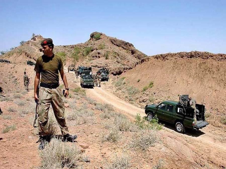 جنوبی وزیرستان میں فائرنگ ، ایف سی اہلکار شہید