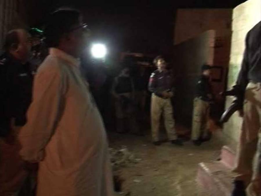 کراچی میں حساس ادارے کی کارروائی ، دو مبینہ دہشت گردگرفتار، تیار بم برآمد