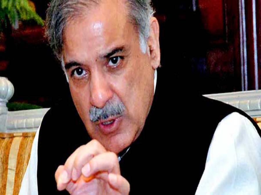 عمران خان کا ووٹ پیپلز پارٹی کے کھاتے میں جائے گا:شہبازشریف