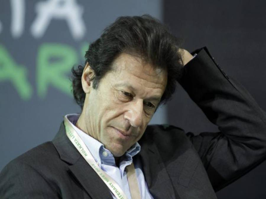 الیکشن کمیشن نے عمران خان کی نواز شریف پر ذاتی تنقید کا نوٹس لے لیا