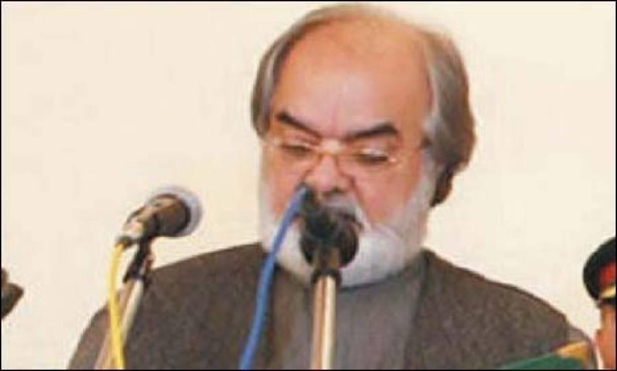 نگراں وزیراعلیٰ بلوچستان نے سرجن مبشر احسن کے اغواءکے واقع کا نوٹس لے لیا